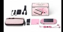 PSP rosa per ragazze