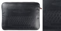 Qwerty custodia laptop o macchina da scrivere
