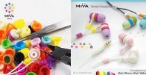 Auricolari da personalizzare Miya
