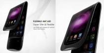 Il cellulare flessibile di Samsung