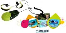 Il lettore Nabaiji conta le vasche per te