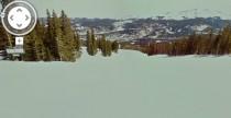 Street View sulla neve