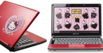 Mouse lancia il pc di Hello Kitty
