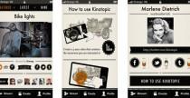 Kinotopic, app per foto animate