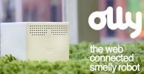Olly, profuma-ambienti intelligente