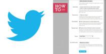 Salvare l'archivio Twitter