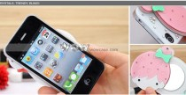 iPhone case con specchietto kawaii