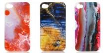 iPhone case di pietra