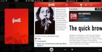 Fontli, app tipografica