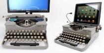 Macchina da scrivere USB