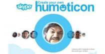 Humoticons, le emoticons umane