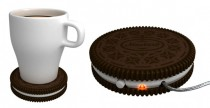 Biscotto scalda caffè