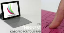 Nibiqu, tastiera per tablet
