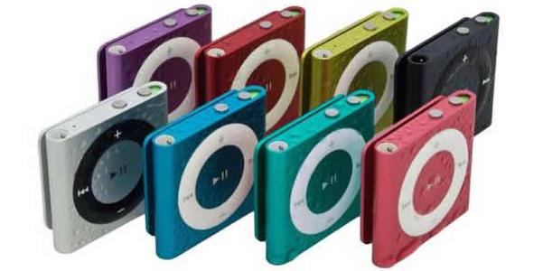 Waterfi iPod Shuffle kit