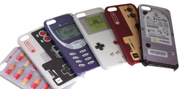Flashbacks case iPhone 5