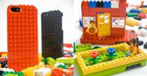 Brick case per iPhone 5