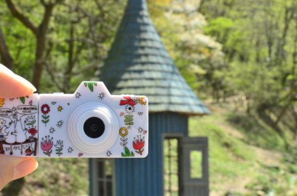 Moomim fotocamera