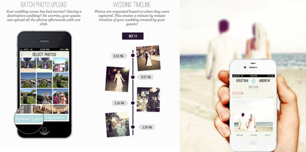 WeddingParty app