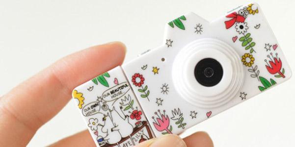 fotocamera Moomim