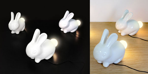 lampada Bunny