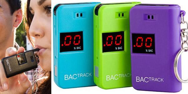 BacTrack etilometro