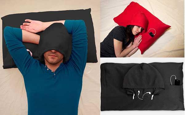 Hoodiepillow cuscino