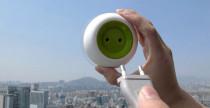 Presa tascabile a energia solare