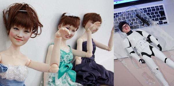 bambole clone