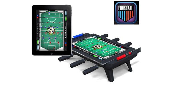 iPad Foosball
