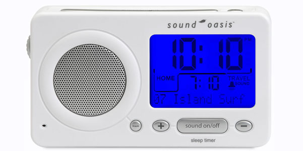 Travel Sleep Sound Generator