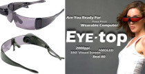 EyeTop, il computer che si indossa