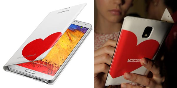 Moschino Samsung Galaxy Note