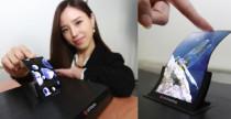 LG lancia lo schermo flessibile