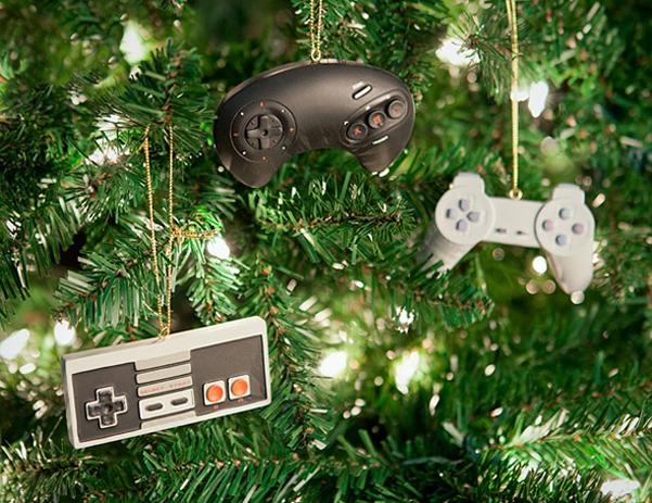 albero Natale geek