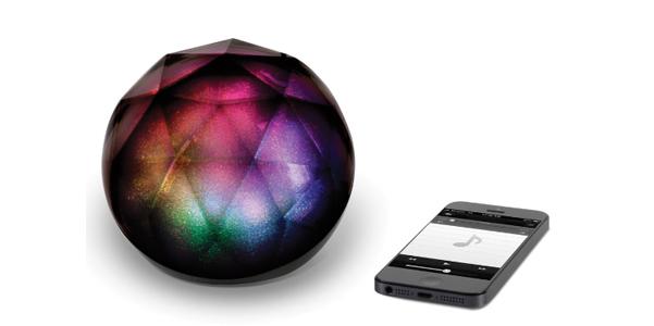 Musical iPhone Illumisphere