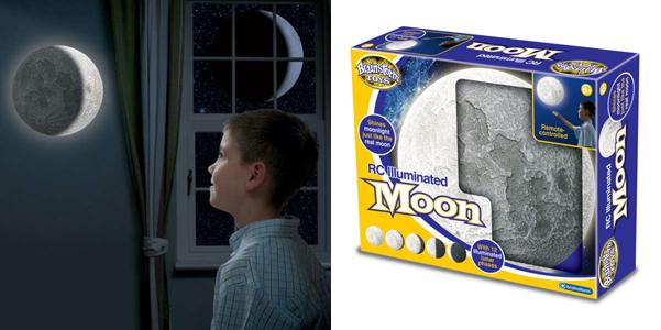 lampada luna