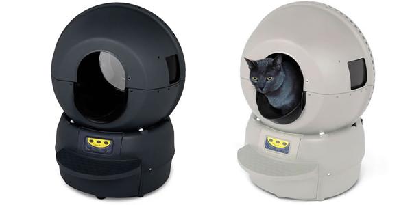 lettiera gatti automatica