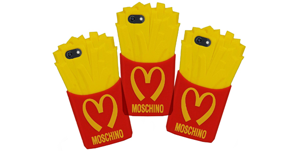 Mmoschino iPhone 5 case fall 2014