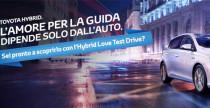Toyota vi sfida a reinnammorarvi della guida
