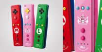 Wii controller pink