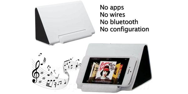 Wireless Touch Phone Amplifier