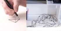 Lix Pen, la prima penna 3D