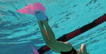 Sirenette in piscina
