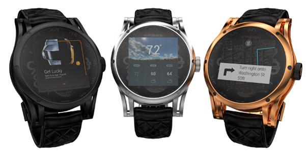 Kairos Mechanical Smartwatch