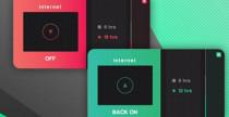 Skeebloo, app per Internet addicted