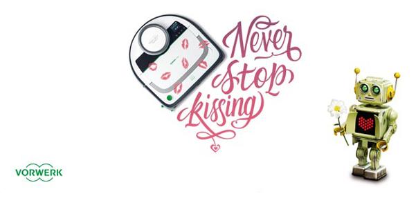 Folletto Vorwerk Never Stop Kissing