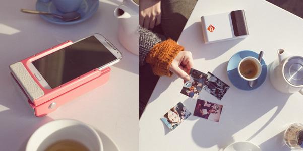 Prynt case, stampante smartphone