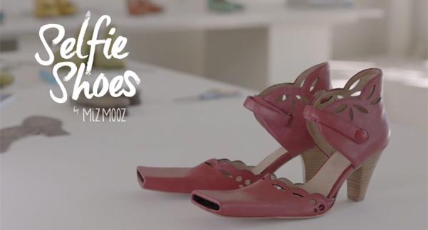 selfie shoe miz mooz