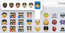 Le nuove Emoji multi-etniche
