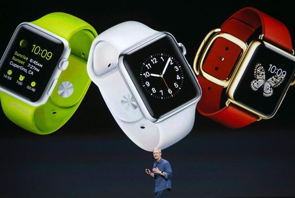 Apple iWatch Salone del Mobile